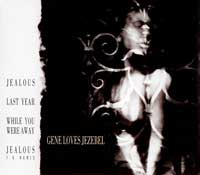 Jealous CD cover