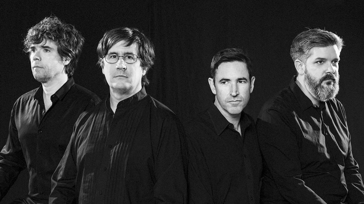 Photo of US band The Mountain Goats