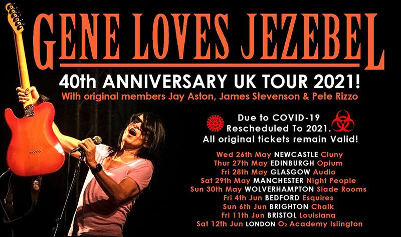 GLJ tour poster 2021