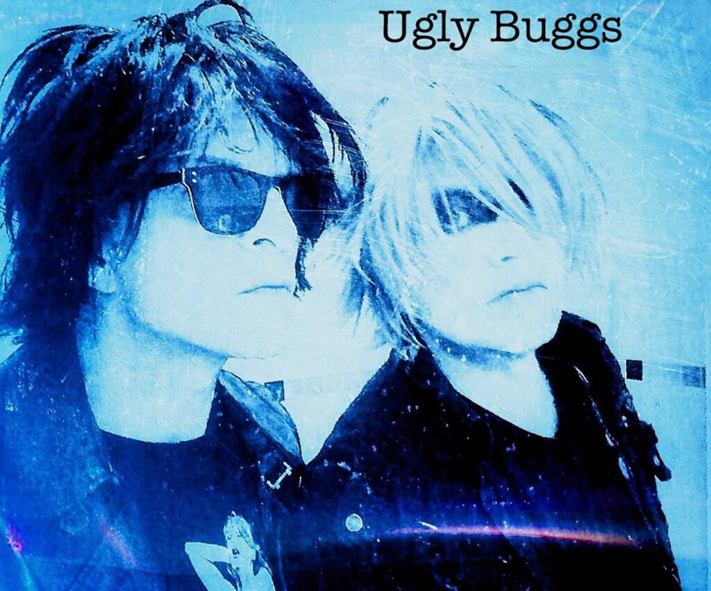 Ugly Buggs album cover