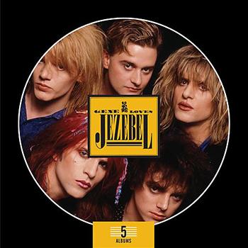 GLJ 5-CD box set cover