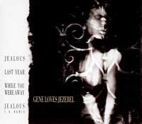 Jealous CD cover