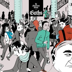 Album cover of Goths by The Mountain Goats